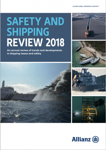 Safety and Shipping Review 2018