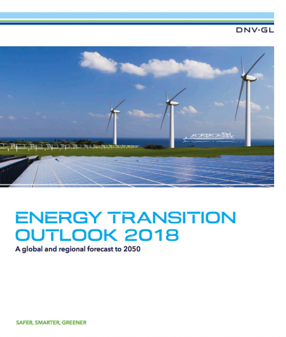 Energy transition outlook 2018