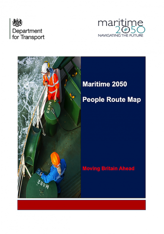 Maritime 2050 - People Route Map
