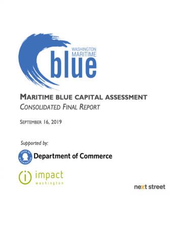 Maritime Blue Capital Assessment