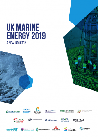 UK Marine Energy 2019