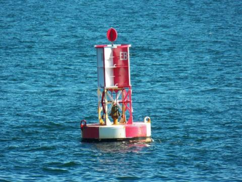 Smart weather buoys